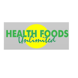 health foods unlimited logo