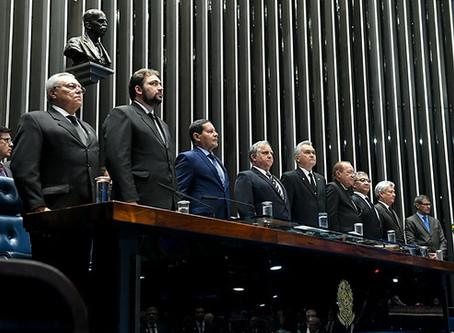 CONGRESSO NACIONAL REALIZA SESSÃO SOLENE EM HOMENAGEM AO DIA DO MAÇOM