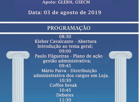 III SEMINÁRIO MAÇÔNICO DO AGRESTE