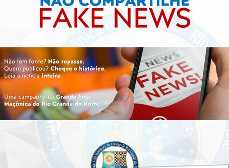 GLERN LANÇA CAMPANHA DE COMBATE ÀS FAKE NEWS