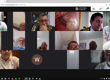GLERN realiza primeira Assembleia Geral Virtual