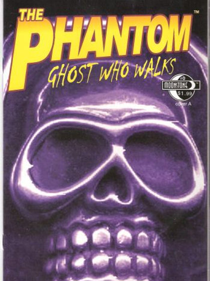PHANTOM MOONSTONE GHOST WHO WALKS 0