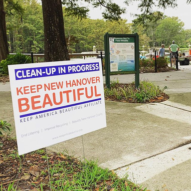 County Clean-Ups