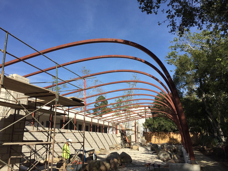 Pavilion Structure