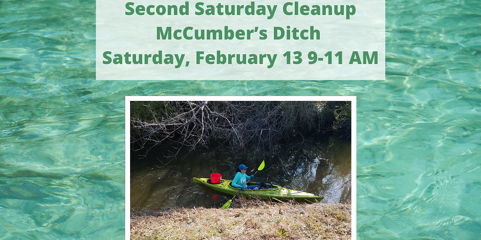 February Second Saturday Clean Up