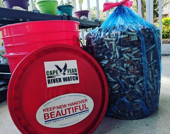 Cigarette Litter Recycling