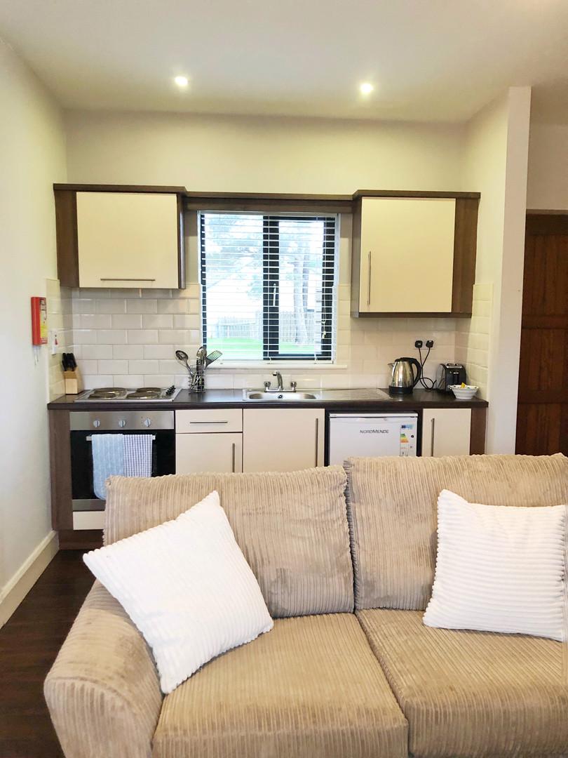 Gap Of Dunloe Living Area