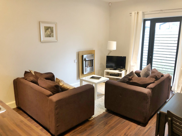 Beaufort living room