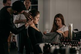 Ines Garcia, Dior - Nicolas Paulmier