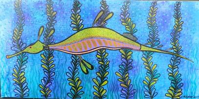 Sea Dragon - By Raylene Mirindo
