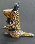 Painted Kangaroo Figurines