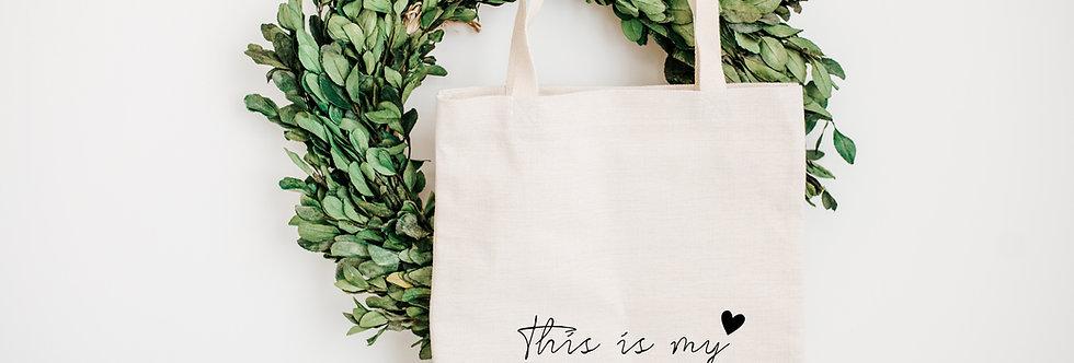 Tote bag Happy bag