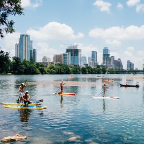 6 Swimming Holes Near Austin
