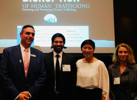 Detecting and Preventing Human Trafficking