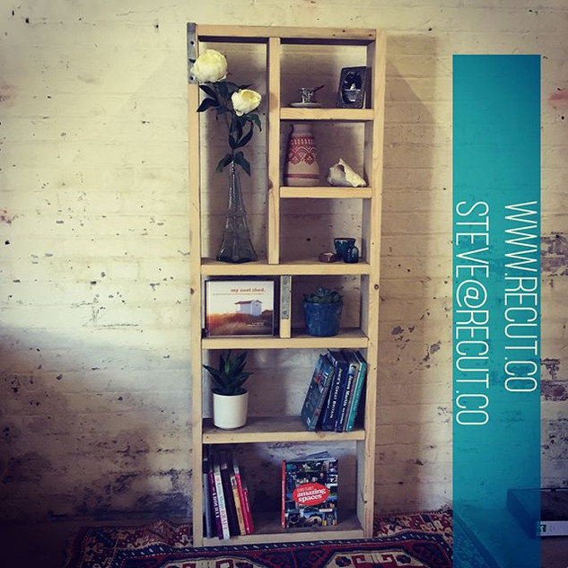 #bookcases to fit into the customer's #