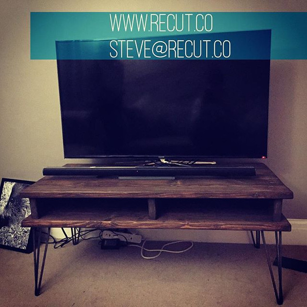 Great fun making this #tvunit! I love th