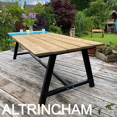 ALTRINCHAM Steel Framed Table