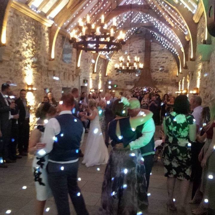 Healey Barn Wedding DJ