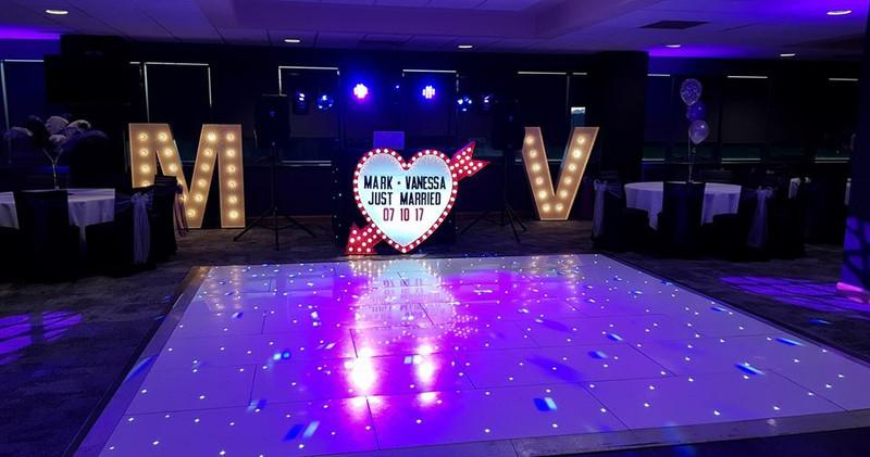 Newcastle Falcons Wedding DJ