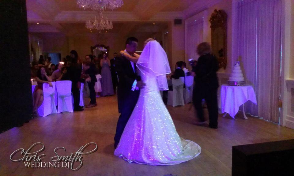 Eshott Hall Wedding DJ