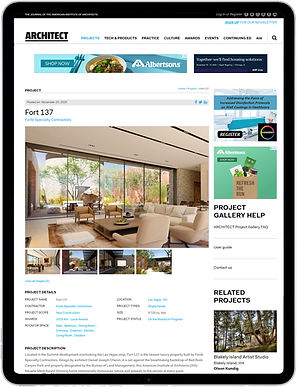 Architecture Magazine Update 2020 1120 W