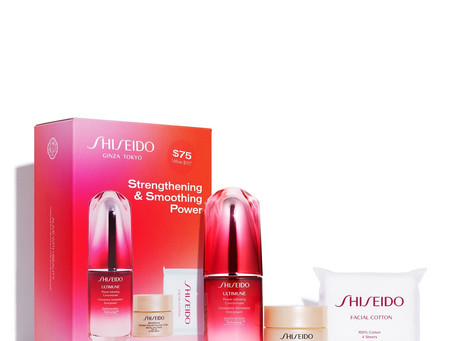 Macy's Shiseido Set Only $44.99