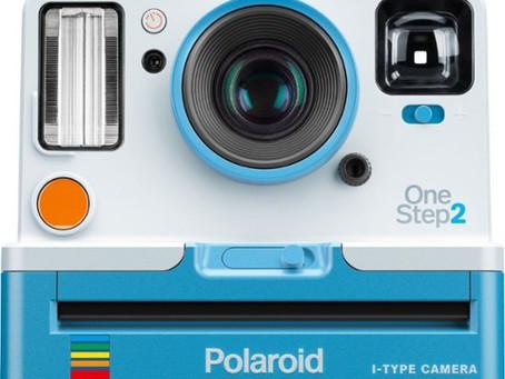 $59,99 Bestbuy Polaroid  Instant Film Camera 收颜值超高的拍立得相机哦(价格仅限5/27)