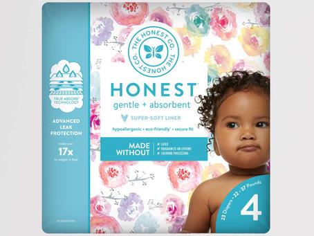 Honest Company mom&baby 20% off