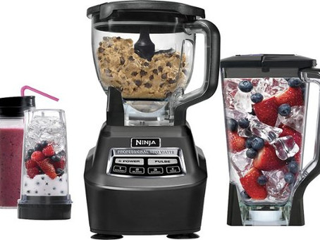 Bestbuy Ninjia_Mega Kitchen System 72OZ Blender,Only $99