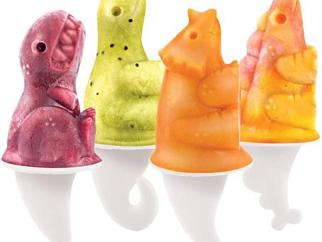 夏天到了,给孩子们做好吃的冰棒如何?
