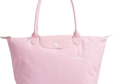 Pink Longchamp Bag 30% off, Only $108.50
