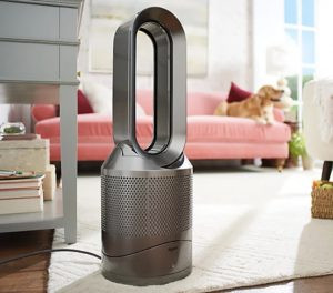 【折后$399.99 包邮】Dyson戴森HP02带冷热风扇三合一空气净化器 额外附赠一个Filter