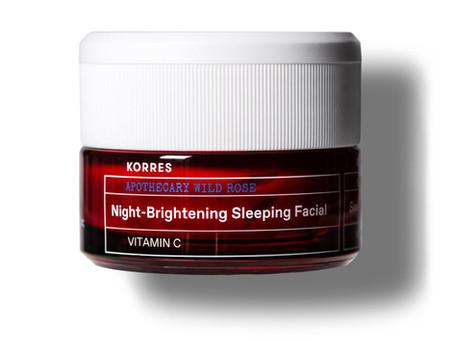 korres Rose Facial  含野玫瑰精油的面霜,$48