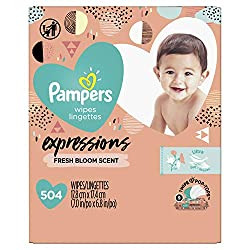 Amazon Pamper Baby Wipes, Only$14,99