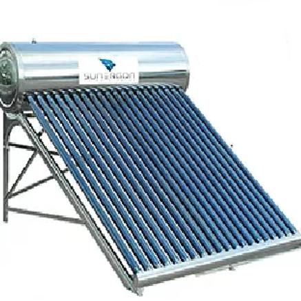 Calentador Solar Baja Presión,20tubos