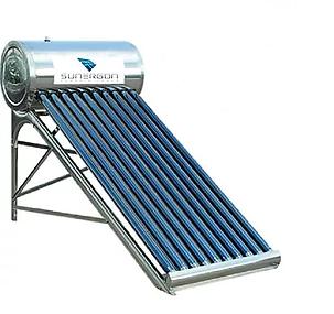 calentado solar