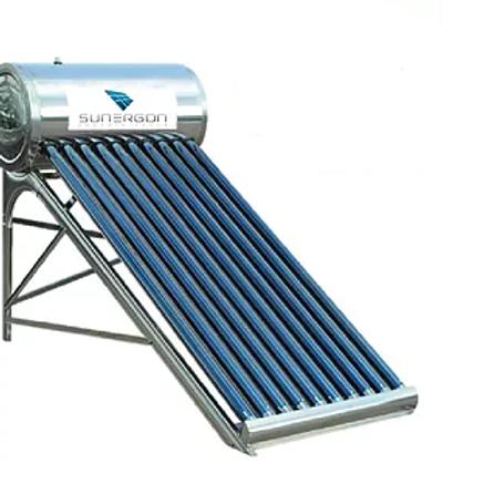 Calentador Solar Baja Presión,10tubos