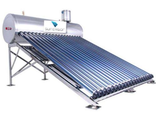 Calentador solar alta presión 12 tubos