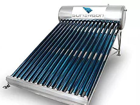 Calentador Solar Baja Presión,15tubos