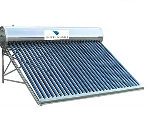 Calentador Solar Baja Presión,30tubos