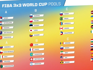 PH cagers in tough group for 3x3 World Cup