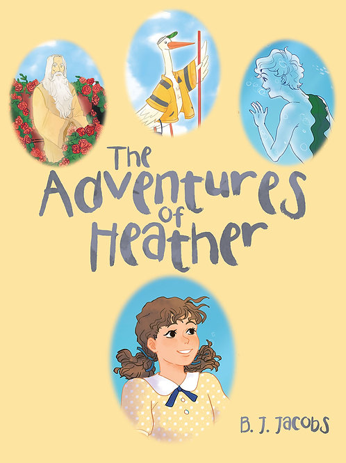 The Adventures Of Heather Book