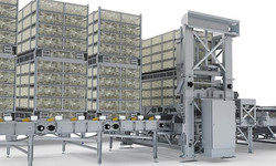 Poultry processing equipment Live Bird Handling