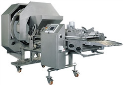 Meat Further Processing equipment coating