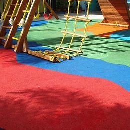 Zeelaq playground safety flooring surface