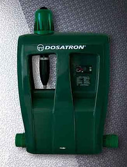 Dosatron dosing equipment