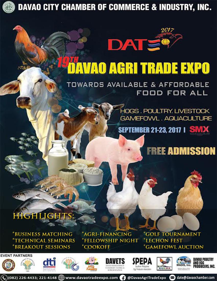 19th Davao Agri Trade Expo