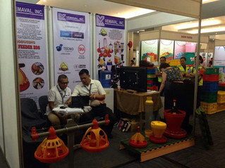 Vemaval Inc. at the Davao Agri-Trade Expo