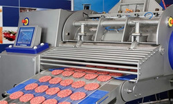 Meat Further Processing equipment Portioning