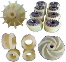 Polyurethane Gears and impellers
